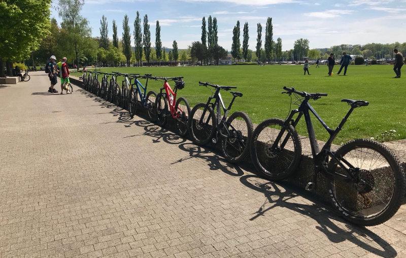 Bold Bike Park Strandboden