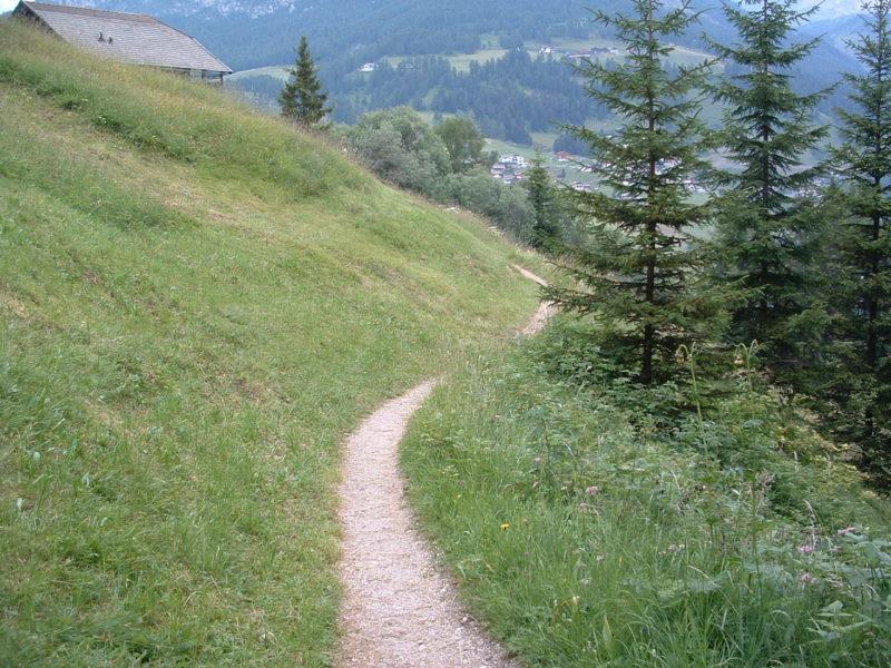 Ciaslat Trail