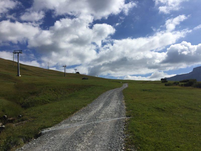 zum Hahnenmoos-Pass