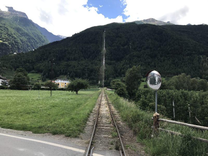 Laaser Marmorbahn