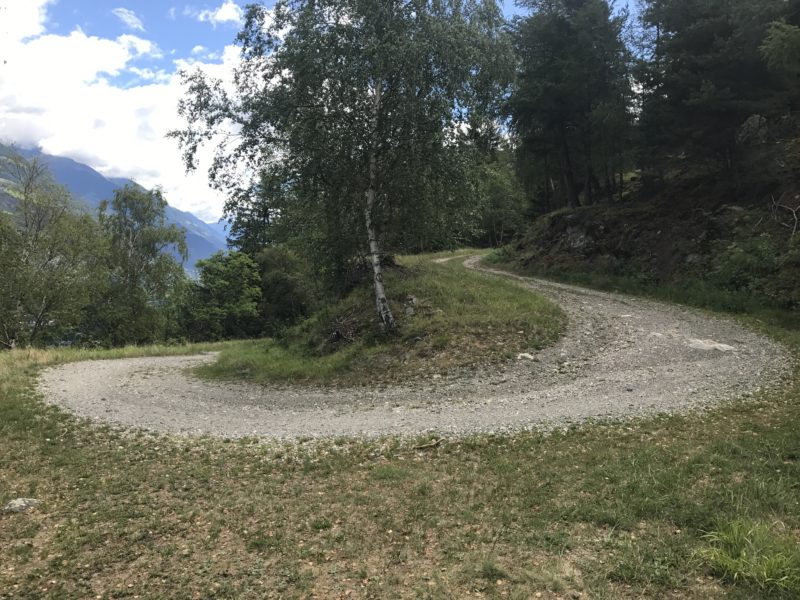 Uphill Latscher Alm