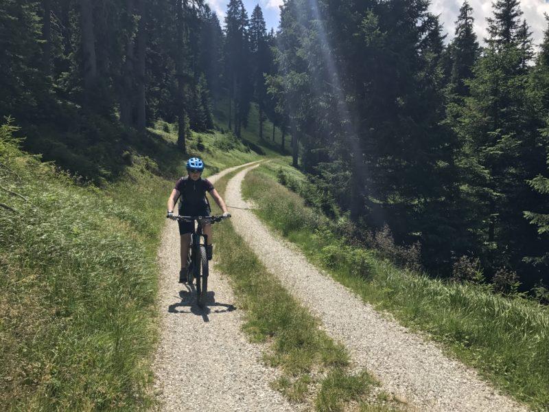 Bike Bienchen on the Road