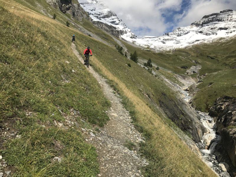 Downhill Wänger