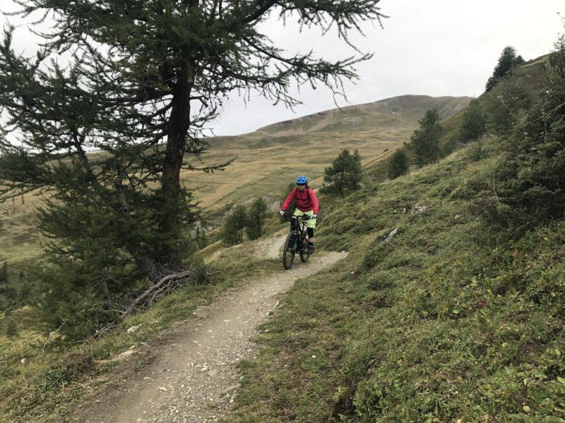 GravityBienchen on Torrent Trail
