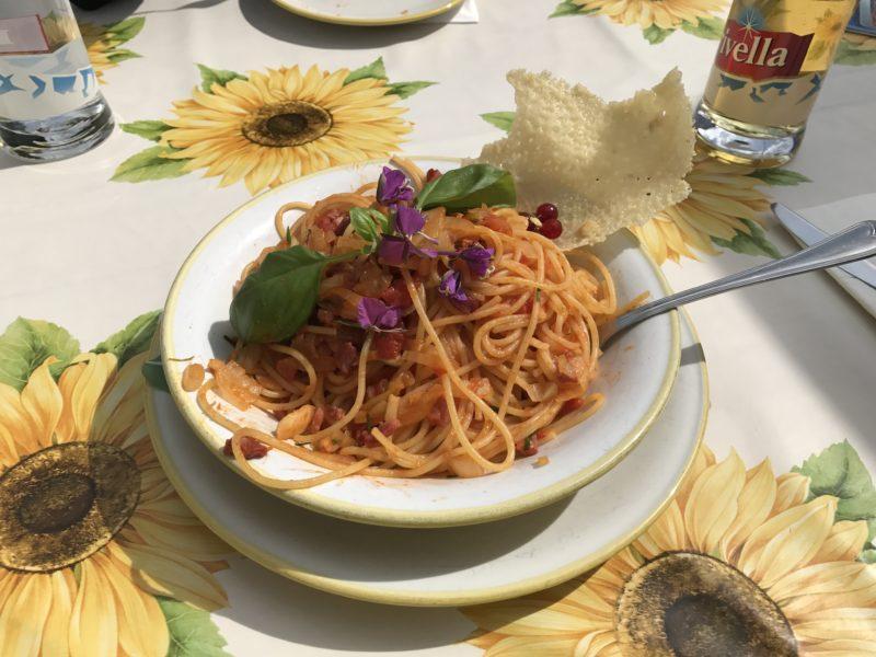 Tellihäxe Spaghetti