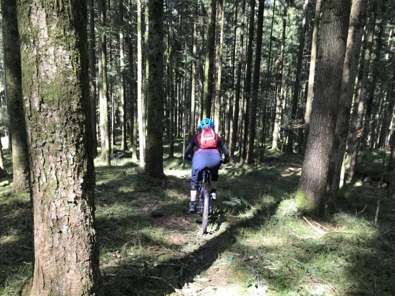 Chuderhüsi Trails