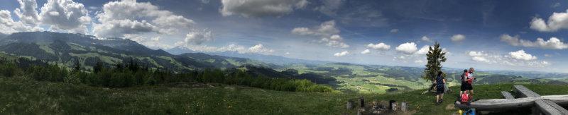 Chnübeli Panorama