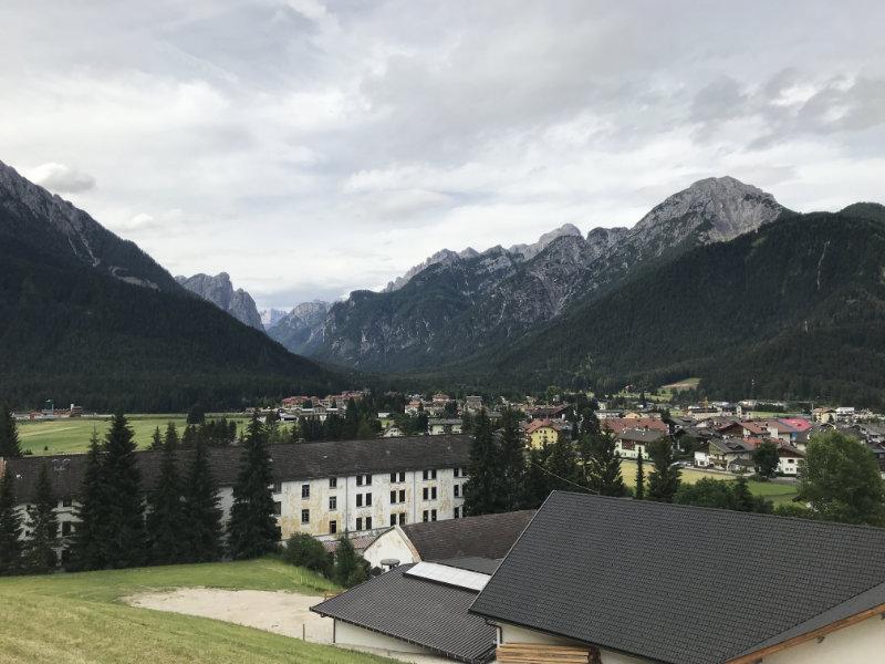 Toblach und Höhlensteintal