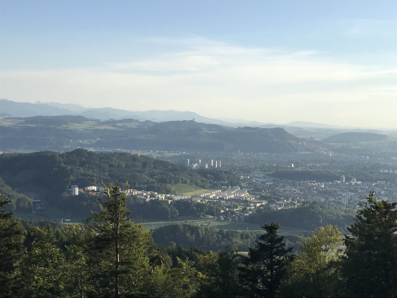 Bern und Agglomeration