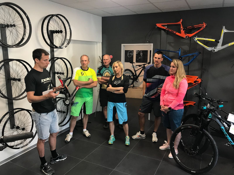 Showroom Bold Cycles Ltd.