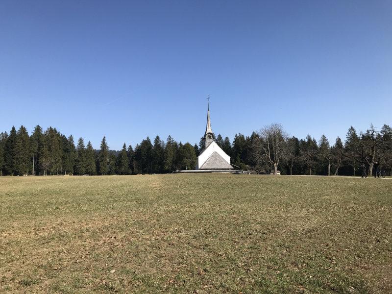 Würzbrunnen Kirchlein