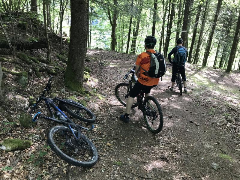 On da Trail