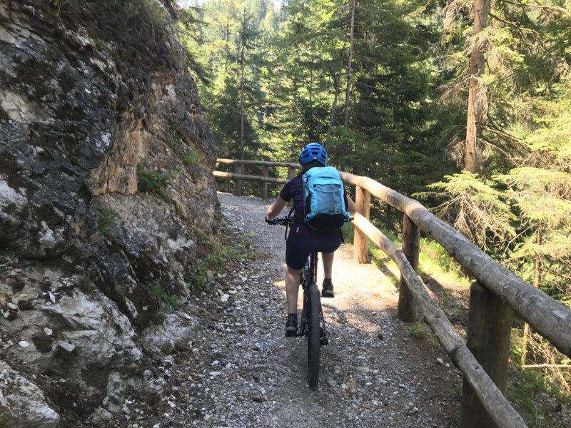 UphillBienchen in da Val Meledrio