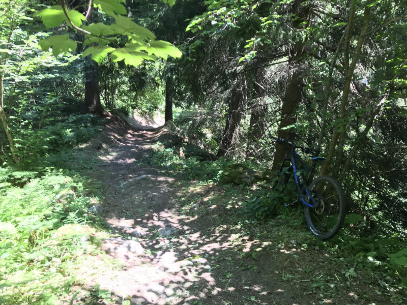 Folgàrida Trail
