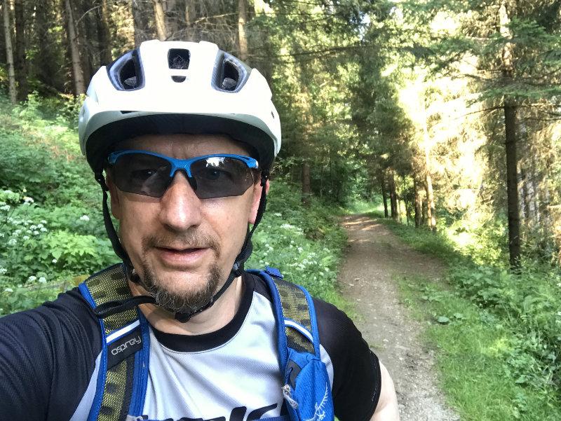 UphillMarc on da Costa Rotian Trail