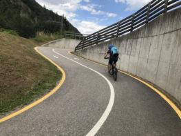 GravityBienchen on Bici Autostrada