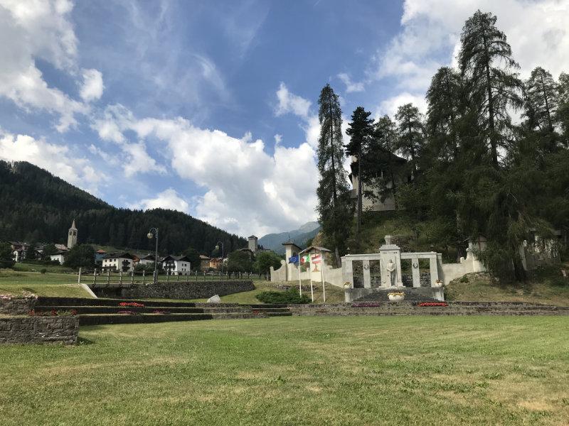 Friedenspark Ossana