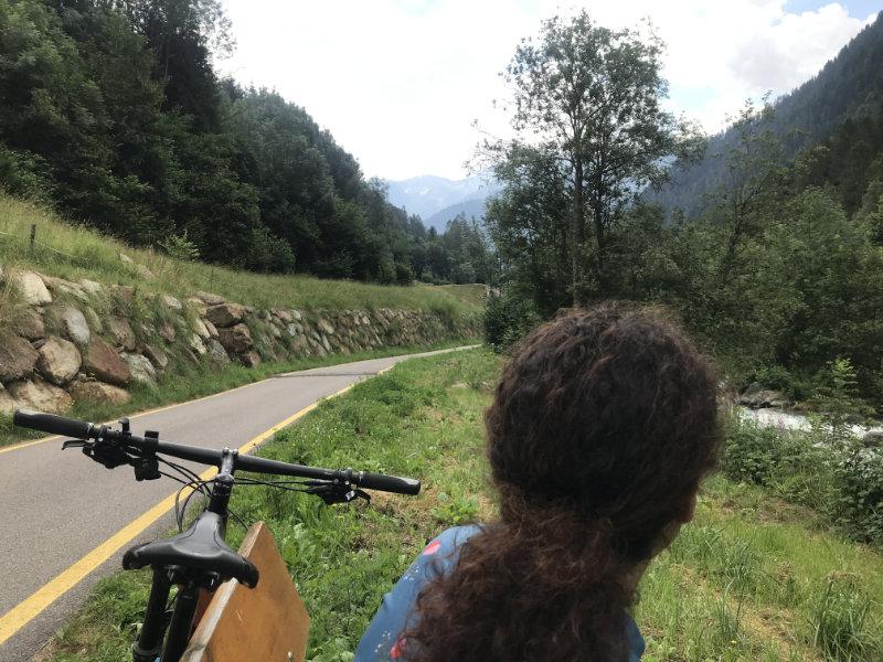Pause on da Bici Autostrada