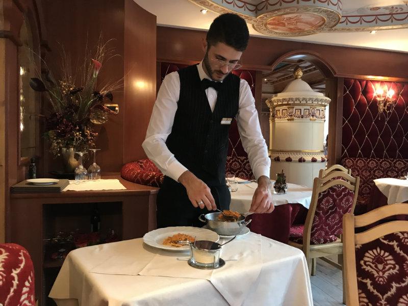 Diner @ Hotel Tevini