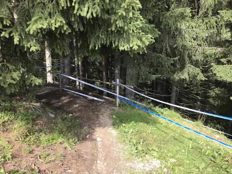 Da Mondraker Trail