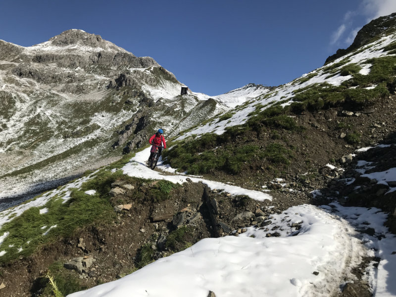 GravityBienchen on da Felsenweg