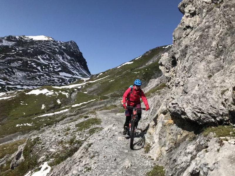 GravityBienchen in the Schiawand