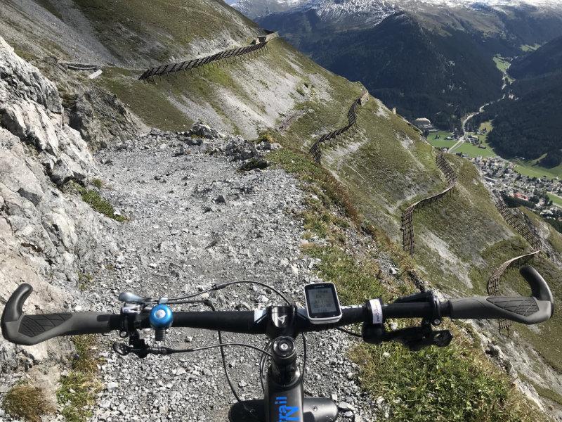 The Schiawand Trail
