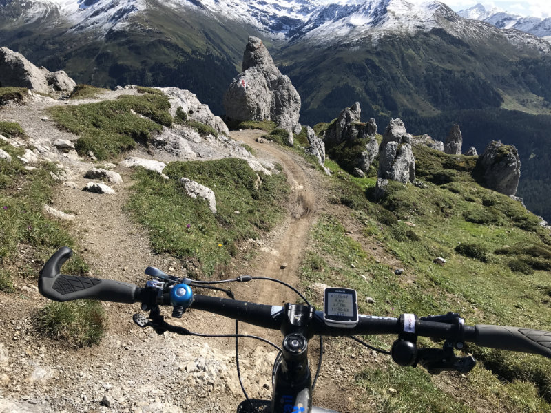 Gotschna Rocky Trail