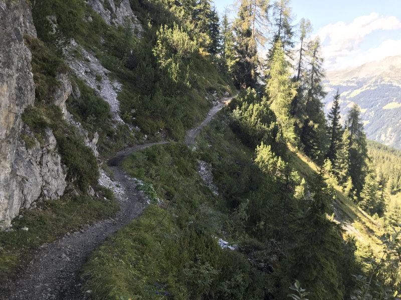 Da Gotschna Trail