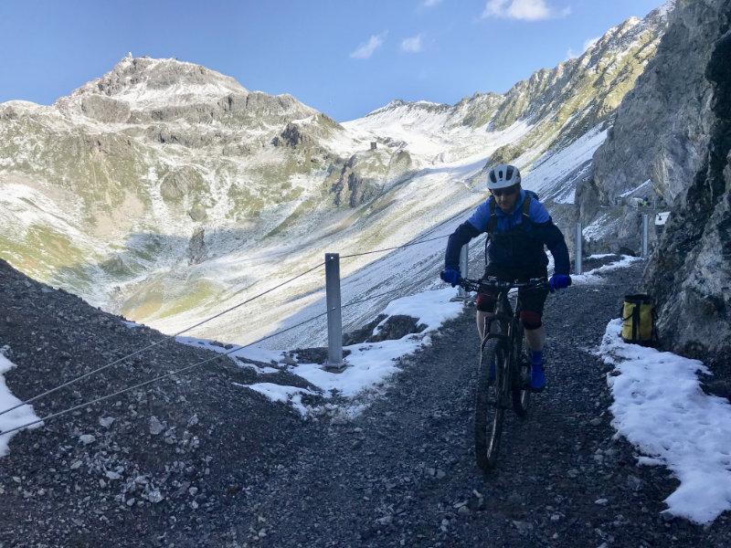UphillMarc on da Felsenweg