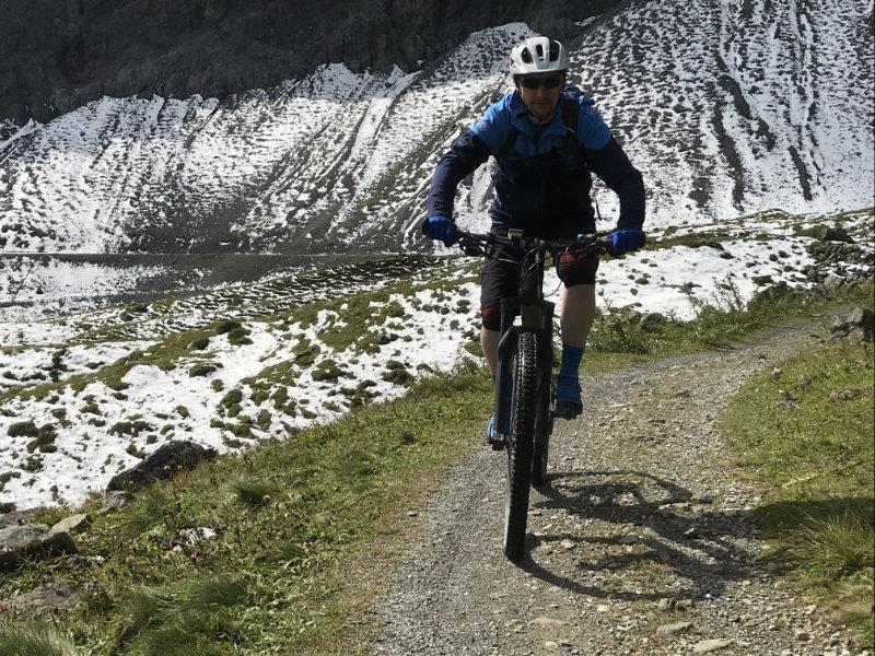 UphillMarc on da Höhenweg