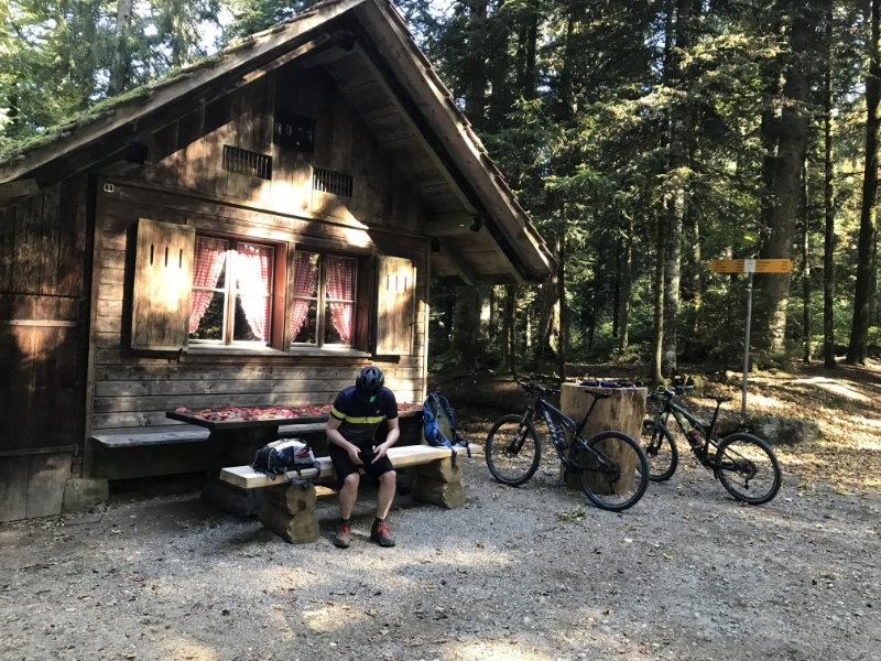 Jägerhütte + FlowTrailRider