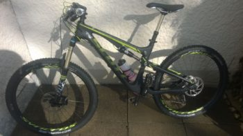 LazyLüssu Bike